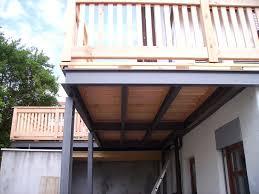 balkonbau auburger stahl anbaubalkone balkonanbauten mit - Balkon Stahlkonstruktion Preis