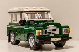 land rover rnli lego ideas landrover 4 x 4
