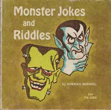 thanksgiving riddles and jokes garage sale finds monster jokes u0026 riddles