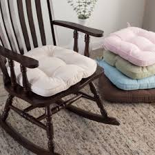 Rocking Chair Pads For Nursery Cushions For Rocking Chairs Hayneedle