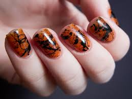 45 halloween nail art ideas that are so spooktacular