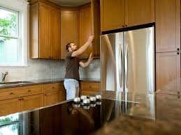 how to install kitchen cabinets doors home design ideas