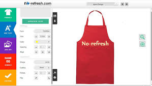 Customized Aprons For Women Apron Design Tool Software To Create Custom Personalize Aprons