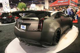 custom 2009 cadillac cts d3 cadillac le monstre cts v coupe 1001 hp amcarguide com