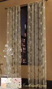 Sheer Panel Curtains Soleil Sheer Curtain Panel Available In 8 Colors Sheer Curtains