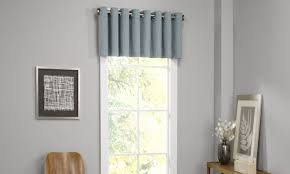 How To Hang A Drapery Scarf by 6 Window Valance Styles That Look Great In Any Living Room