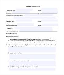 employee complaint form the daily time sheet is a microsoft word