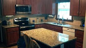 granite top island kitchen table kitchen copper top kitchen island copper dune granite kitchen