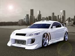 modified sports cars fast cars mazda rx 8 new sports car