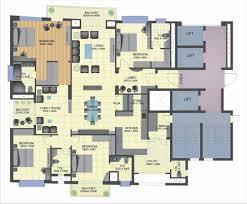 Single Floor 4 Bedroom House Plans Kerala by Ultra Modern House Plans Australian Country Bhk Duplex Plan