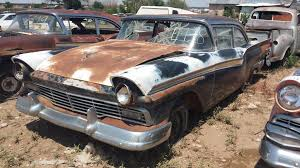 auto junkyard texas 1957 ford barn finds junk yard cars etc pinterest ford