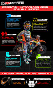 how to race motocross essential motocross gear for all riders