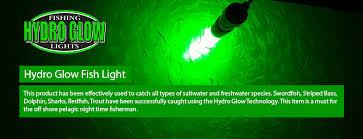 hydro glow fishing lights maguro pro shop