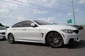 used bmw 4 series cars for sale used bmw 4 series gran coupe for sale in lakeland fl edmunds