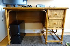 bureau en rotin petites annonces occasion mobilier et decoration pas cher maison