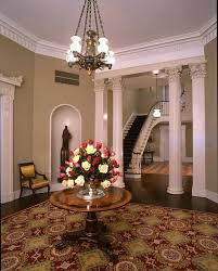 antebellum home interiors 19 best antebellum entrance halls images on entrance