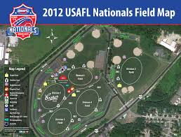 Map Of Mason Ohio by 2012 Usafl National Tournament Mason Oh United States