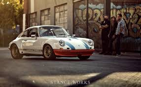 porsche magnus outlaw fever stanceworks 52 outlaw