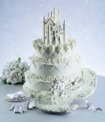 cinderella wedding cake topper castle wedding cake cinderella weddings