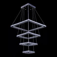 Large Chandeliers Online Get Cheap Modern Large Chandeliers Square Aliexpress Com