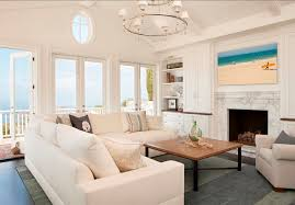coastal home interiors coastal home with white kitchen home bunch interior
