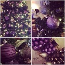 120 best christmas purple images on pinterest purple christmas