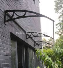 Awning Design Ideas Glass Awnings For Home Amazing View Glass Patio Cover With Glass