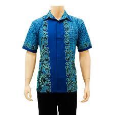 desain baju batik pria 2014 desain baju batik keren terbaru tahun 2016
