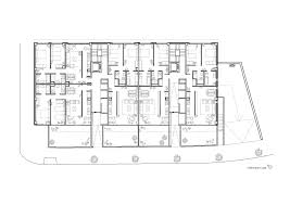 Multifamily Building Plans Gallery Of 30 Unit Multifamily Housing Building Narch 10