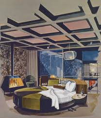 High End Bachelor Pad Design Hefner At Home The Birth Of The Modern Bachelor Pad Man Of The