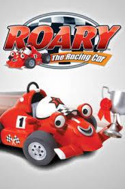 roary racing car u2013 tv series moviefone