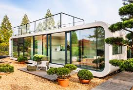 Prefabricated Tiny Homes by The Self Contained Mobile Prefab Coodo Lets You Live Anywhere In