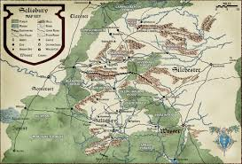 Map Of Manchester England by Arthurian Maps