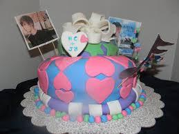 cheryl u0027s cakery hallie u0027s justin bieber birthday cake