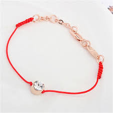 bracelet with red string images Shdede new fashion chinese red string bracelets national jpg