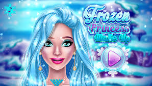 frozen princess android apps google play