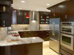 granite countertop cabinetry finishes glass tiles for backsplash
