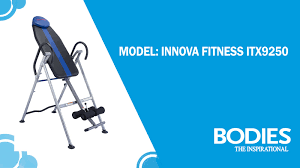 max performance inversion table review innova fitness itx9250 deluxe inversion table