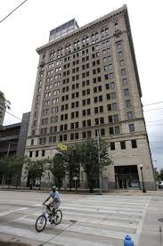 halloween city fairborn ohio downtown dayton 3 groups compete to redevelop empty tower