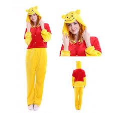 Winnie Pooh Halloween Costume Kigurumi Retail Outlet Winnie Pooh Animal Costume Kigurumi
