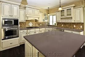 ld3988 moca brown quartz kitchen countertops quartz surface