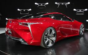 lexus lf lc features first look 2013 lexus lf lc concept automobile magazine