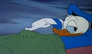 donald duck u0027s awkward condemn slog