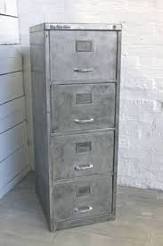 Vintage Industrial File Cabinet Diy Industrial File Cabinet Just Bought One From The Thrift