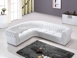 Chesterfield Corner Sofas White Leather Chesterfield Corner Sofa Www Allaboutyouth Net
