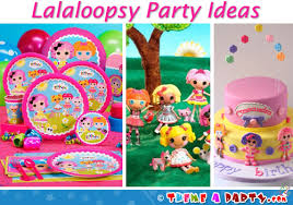 lalaloopsy party supplies lalaloopsy party ideas decor food and sewing