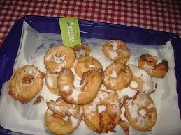 recette cuisine grand mere beignets aux pommes recette de ma grand mère