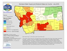 Montana County Map by Despite Dry Conditions Montana Fire Season Not Expected To Worsen