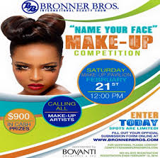 bronner brothers hair show 2015 winner bbbeautyshow name your face make up competition bronner bros 2015