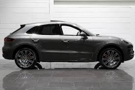 porsche macan turbo white used 2015 porsche macan turbo pdk for sale in north yorkshire